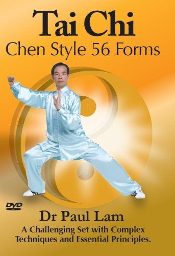 Tai Chi Chen Style 56 Forms By Dr. Paul Lam (2011)