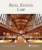 Real Estate Law, 8th Edition