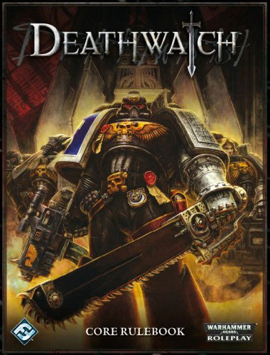 Deathwatch Core Book