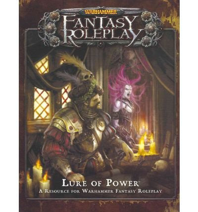 Warhammer FRPG: Lure of Power