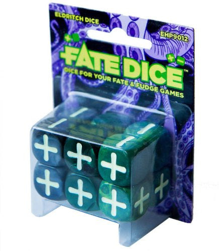 FATE DICE ELDRITCH EHP