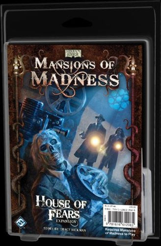 Mansions of Madness: House of Fears POD