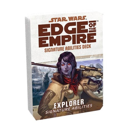 Star Wars: Explorer Signature Abilities Specialization POD