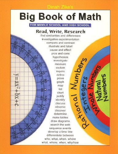 Big Book of Math for Middle School and High School