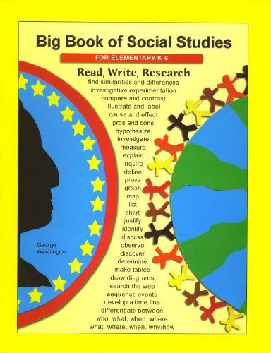 Big Book of Social Studies Elementary K-6