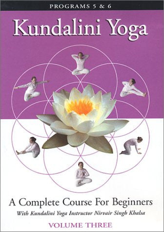 Kundalini Yoga: A Complete Course for  Beginners Vol. 3 (1995)