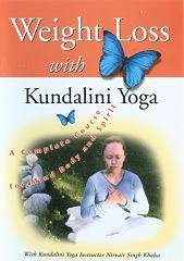 Weight Loss with Kundalini Yoga DVD
