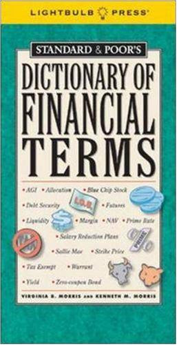 Standard & Poor's Dictionary of Financial Terms (Standard & Poor's)