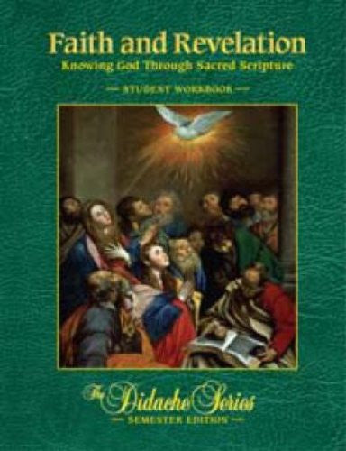 FAITH+REVELATION:KNOWING GOD-WORKBOOK