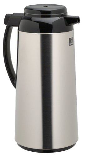 Premium Thermal Carafe - Brushed Stainless, 64 oz. / 1.9 liters