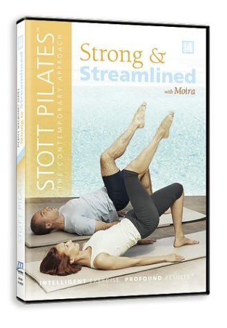 STOTT PILATES: Strong & Streamlined (2007)