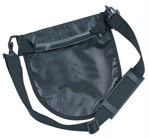 Champion Sports Shot/Discus Carrier with Shoulder Strap