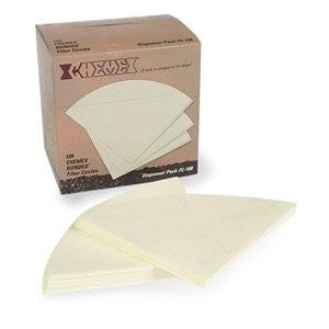 Chemex Prefolded Filter Circles, 100 per pack
