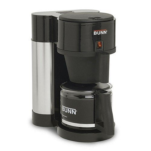 Bunn Generations Home Brewer - Black/Stainless Wrap