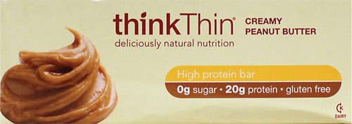 Think Thin Bar, 2.1 Ounce (10 Pack)