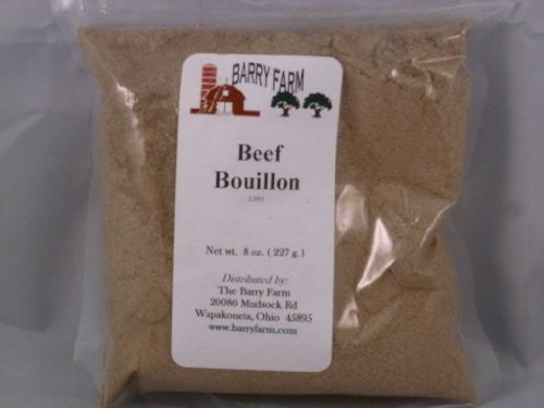 Beef Bouillon 8 oz. package.