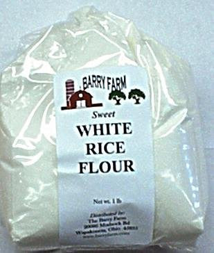 Rice Flour, White GF