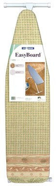 Homz Laundry/Seymour T-Leg Ironing Board Set 4850051 Ironing Board With Pad & Cover