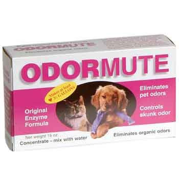 Ryter Corporation DRC102 Odormute Dog and Cat Odor Eliminator, 15-Ounce