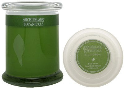 Excursion Glass Jar Candle Tuscany 8.62 oz, Size #91