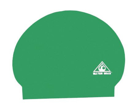 Water Gear Latex Swim Cap