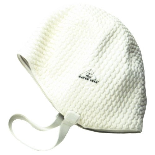 Water Gear Bubble Swim Cap