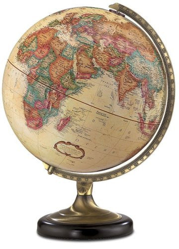 Replogle Globes Sierra Globe, 12-Inch, Antique