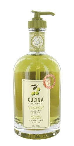 Fruits & Passion Fruits & Passion Cucina Purifying Hand Wash - Coriander and Olive Oil