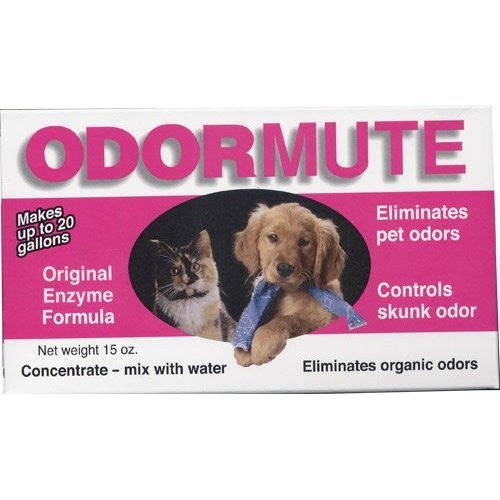 Odormute Pet Odor Eliminator, Unscented - 15 oz