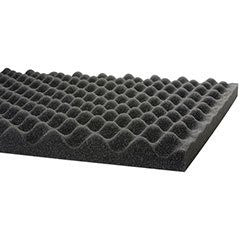 "Acoustic Foam 1-1/2"" x 24"" x 18"" UL 94"