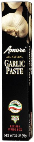 Amore Paste Garlic 3.14 oz.