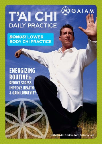 T'ai Chi Daily Practice DVD with David-Dorian Ross and Daisy Lee Garripoll (2005)