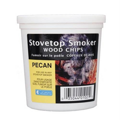 Smoking Chips 1-pint Pecan