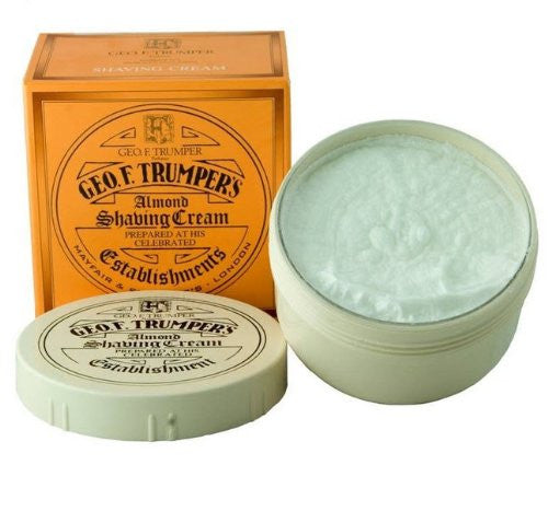 Almond Oil Soft Shaving Cream- 200g bowl