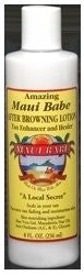 8oz Maui Babe ~ After Browning Lotion