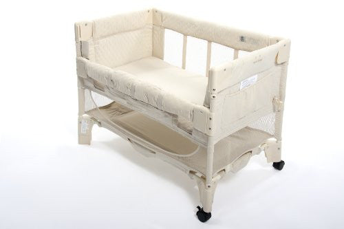 Arm's Reach Concepts Mini Co-Sleeper - Natural Euro