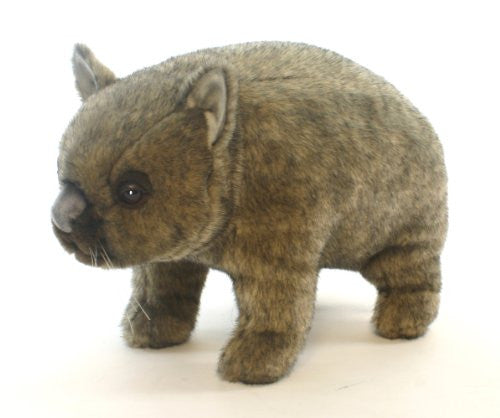 "Wombat Poseable 14.57"" by Hansa"