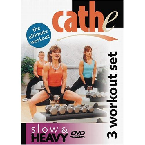Cathe Friedrich's Slow & Heavy (3 workouts on one DVD) (2003)