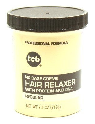 Tcb Hair Relaxer 7.5oz. Regular Jar (ON SPECIAL)