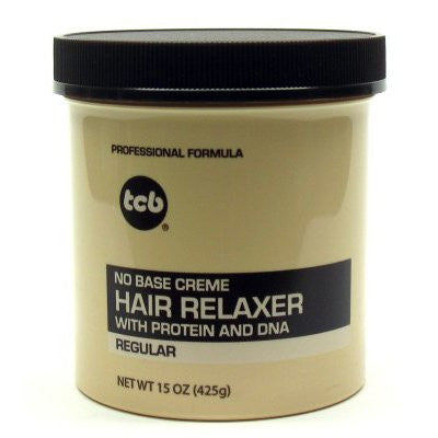 Tcb Hair Relaxer 15oz. Reg. Jar (ON SPECIAL)