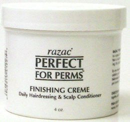 Razac Perfect For Perms Finish Creme 4oz