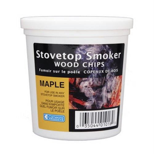 Smoking Chips 1-pint Maple
