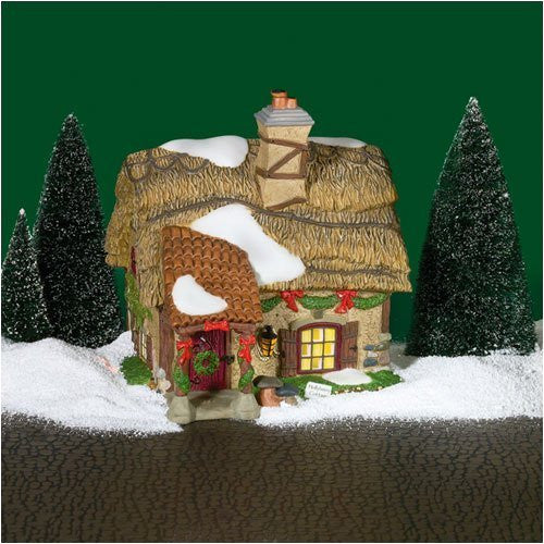 Department 56 Hollyberry Cottage
