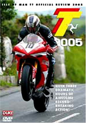 Isle of Man Tourist Trophy Review 2005