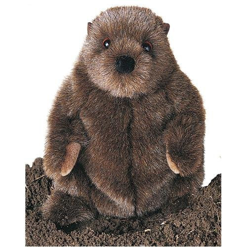 "Chuckwood Groundhog 11"" by Douglas Cuddle Toys"