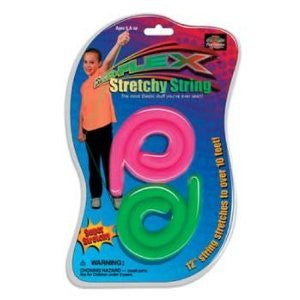 Hyperflex Stretchy String - Record-breaking Stretch Power from 12 inches to over 10 feet long