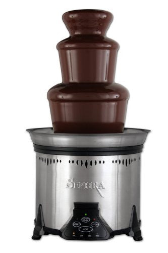 Sephra CF18M Elite 6-lb Capacity Chocolate Fountain