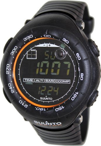 Vector WatchX (Color: Black)