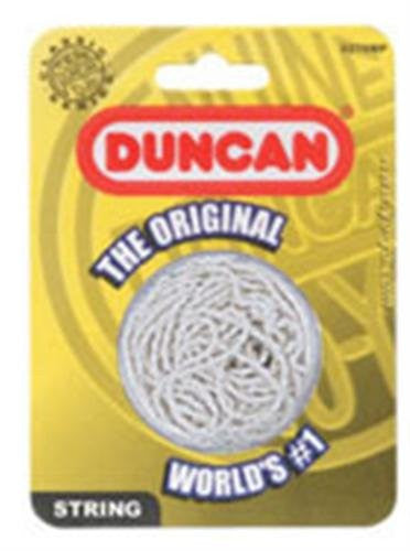 Duncan White Yo-Yo String, 5-Pack 100% Cotton