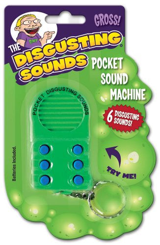 Pocket Disgusting Sounds